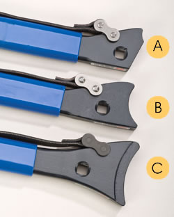 Strap Wrench Tips