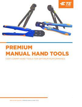 Premium Manual Hand Tools