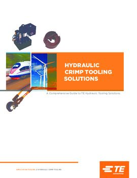 Hydraulic Crimp Tooling