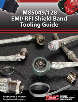M85049-128 EMI RFI Shield Banding Tooling Guide