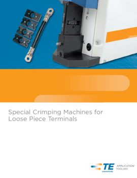 Crimping Machines for Loose Piece Terminals