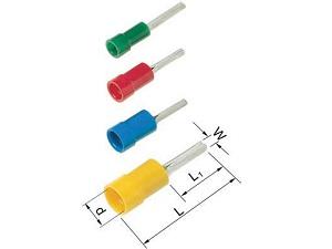 Pre-Insulated Pin