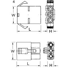 Elpress Connector Blocks