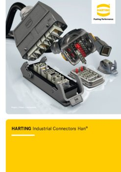 Harting Industrial Connectors – 50Mb