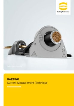 HARTING Current Measurement