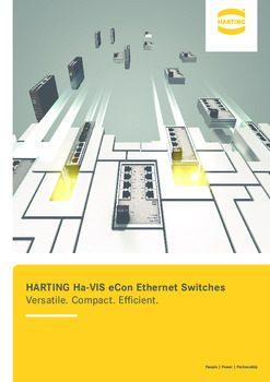 Ha-VIS eCon Switche broschuere 2019